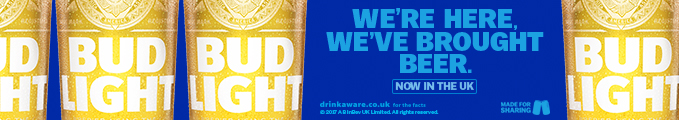 AB InBev – Bud Light Banner