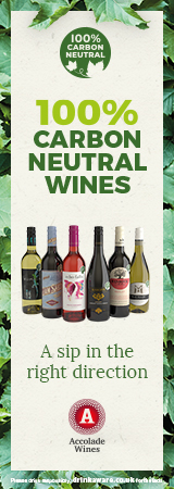 Accolade Wines Banner