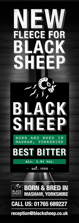 Blacksheep Banner