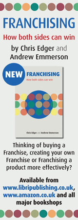 Franchising by Chris Edger and Andrew Emmerson Banner