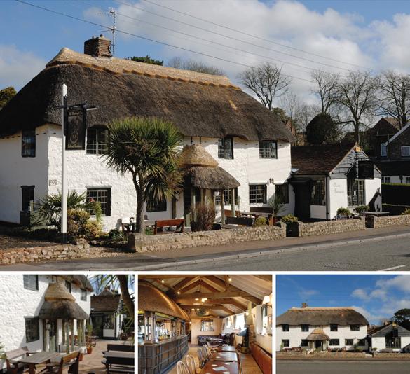 Wheelwright Inn, Devon
