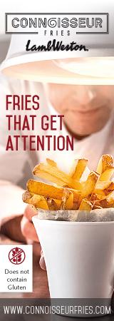 Lamb Weston - Connoisseur Fries Banner