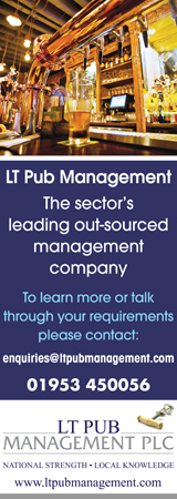 T Pub Management banner