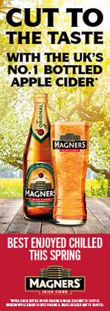 Magners Banner