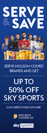 Molson Coors Banner