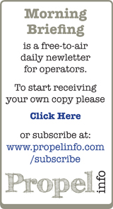 Morning Briefing is a free-to airdaily newletter subscribe at