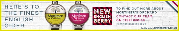 Mortimer's Orchard Banner